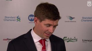 Gerrard bicara mengenai penghargaan yang diterimanya