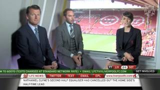 Analisis pertandingan LFC 2-1 Southampton