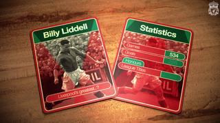 Liverpool's Greatest: Billy Liddell adalah yang terbaik