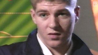 Gerrard muda: 'Aku berharap dapat jadi kapten LFC'