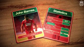 Liverpool's Greatest: Molby puji Barnes