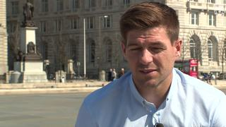 Gerrard mengenai kecintaannya sebagai Scouser