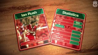 Liverpool's Greatest: Gillespie mengenai Rush