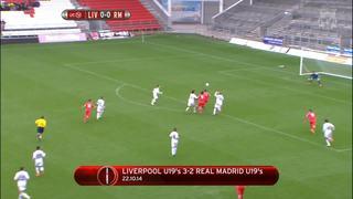 LFC U19 3-2 Real Madrid: Cuplikan gol