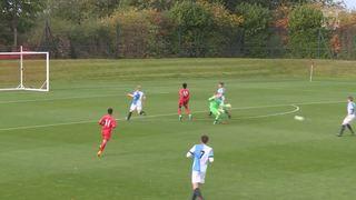 Cuplikan 90 detik LFC U18 5-0 Blackburn