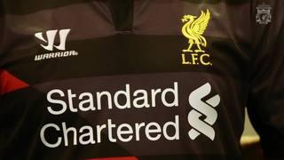 Di balik layar peluncuran jersey ketiga musim 2014-15