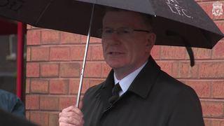 Anfield berikan hormat untuk korban tragedi Heysel
